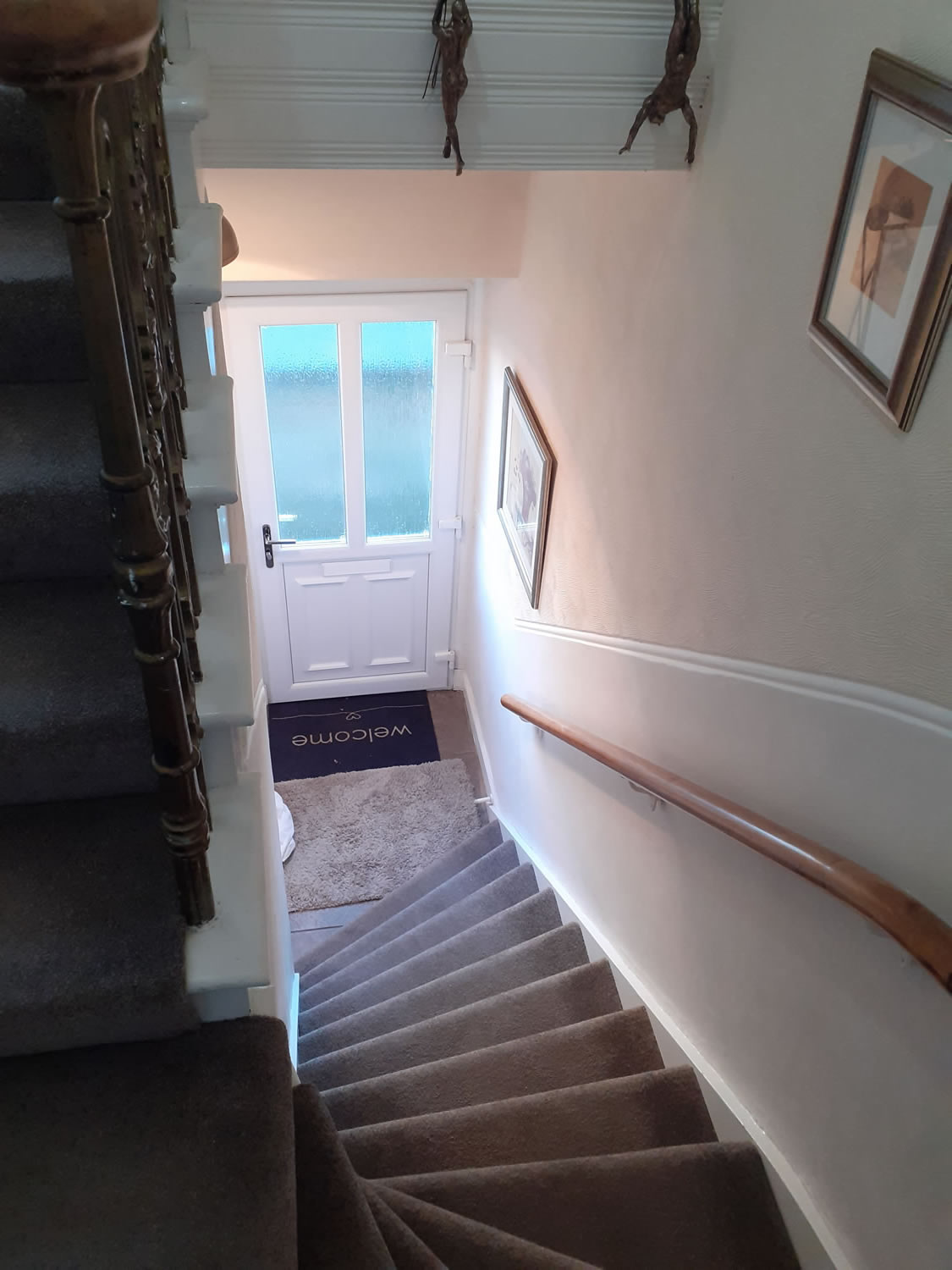 Bees Townhouse self catering accommodation in Cupar