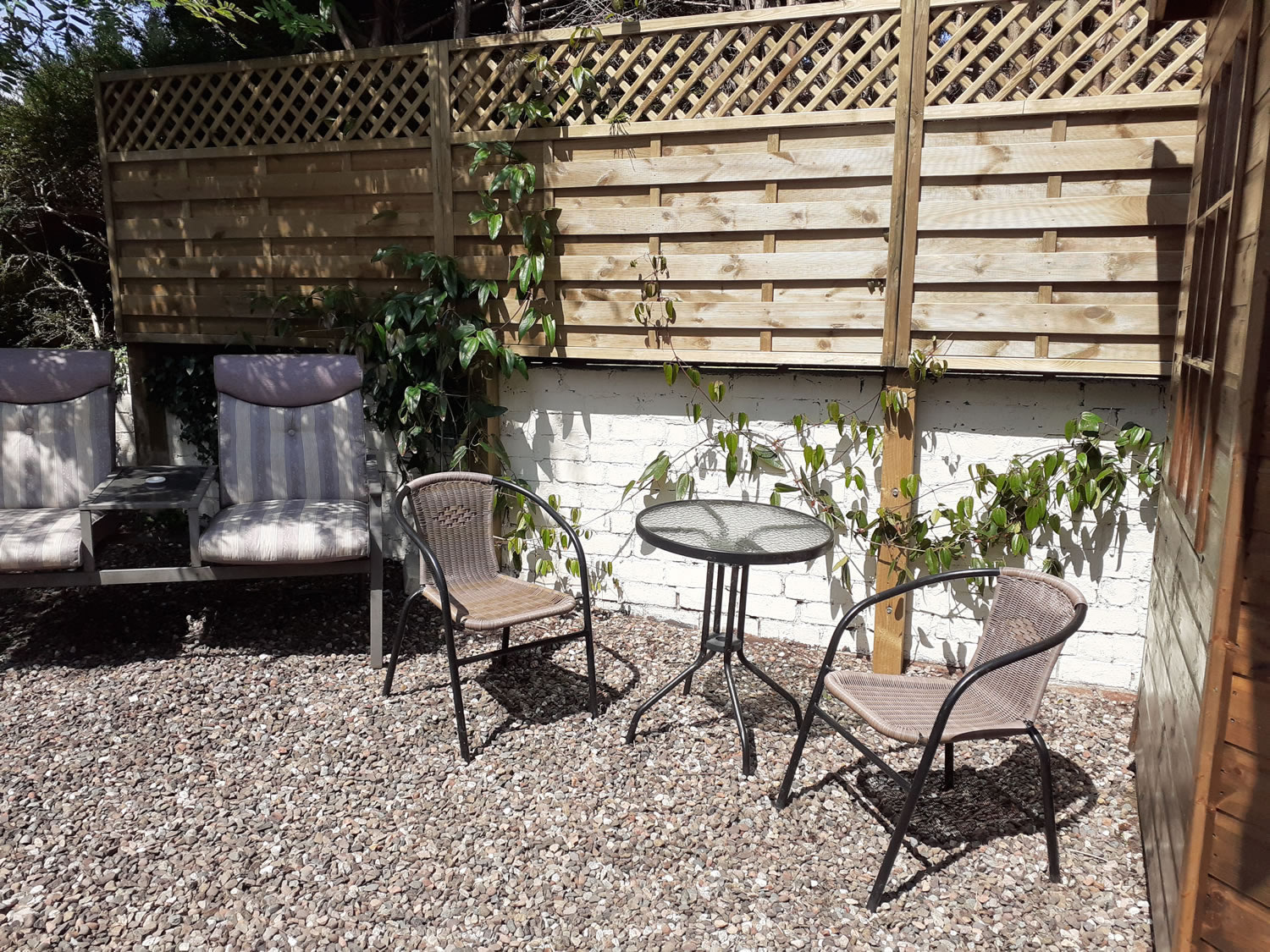 Castlefield Cottage, self catering accommodation, Cupar